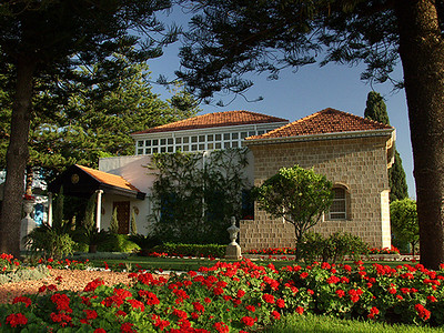 The Shrine of Bahá'u'lláh, Bahjí, Israel
