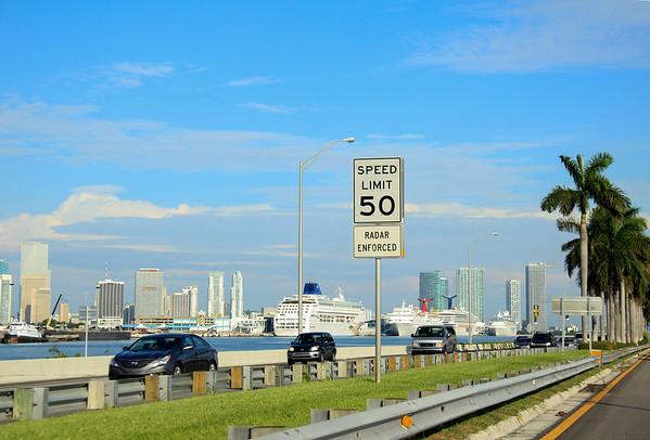 MacArthur Causeway, South Beach
