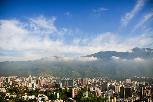 Cerro el Avila, Caracas,Venezuela