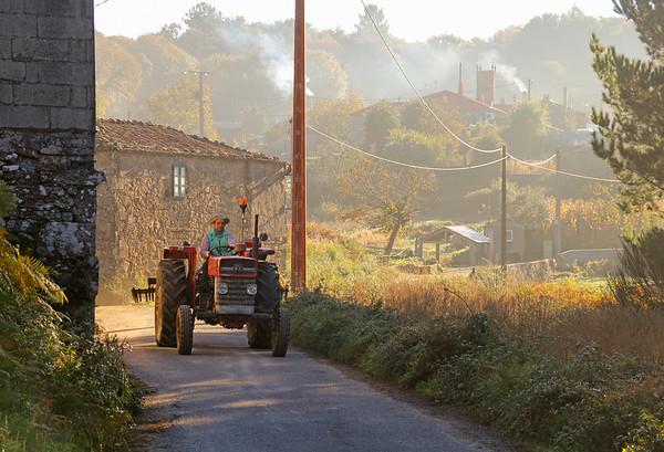 Palas de Rei, Galicia, Spain