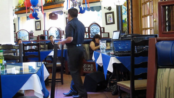 SHOW RANCHERO Para Toda Ocacion.  Presentado Por: JOSE CARLOS ORDAZ  626-391-7369  Performance at EL PESCADOR Restaurant.  6633 Eastern Ave  Bell Gardens, CA 90201  323-771-8561  WWW.ELPESCADORRESTAURANTS.COM  El Pescador is a place where you will enjoy the food, the atmosphere, and the music.