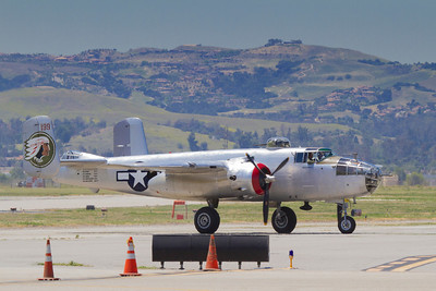 B-25 Mitchells
