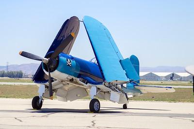F4U Corsair Chance Voght