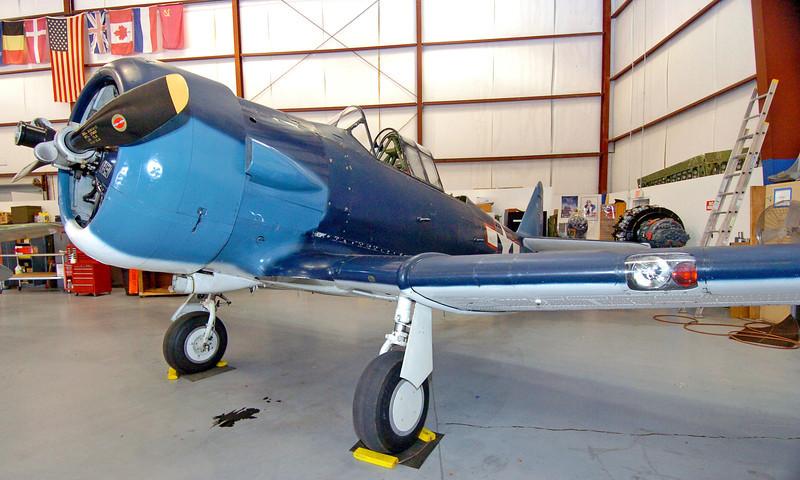 "North American SNJ<br /> <br />  <a href=""http://dw.squawk1200.net/other-aircraft.html"">http://dw.squawk1200.net/other-aircraft.html</a>"