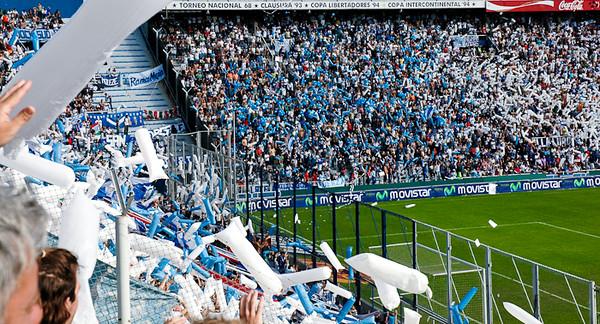 Boca Juniors vs. Villa Real<br /> -Buenos Aires, Argentina