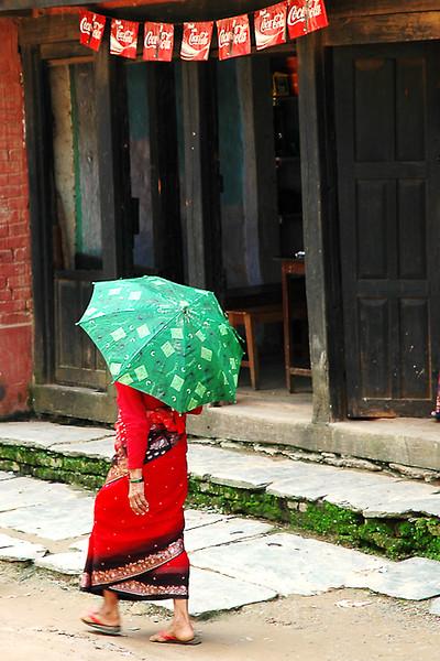 Main Street Stroll<br /> -Bandipur, Nepal