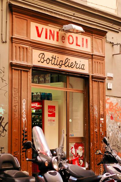 Vini e Olii Bottiglieria<br /> -Naples, Italy