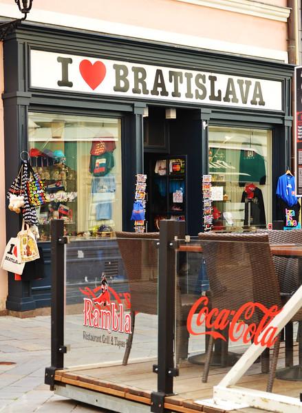 I { heart } Bratislava <br /> -Bratislava, Slovakia