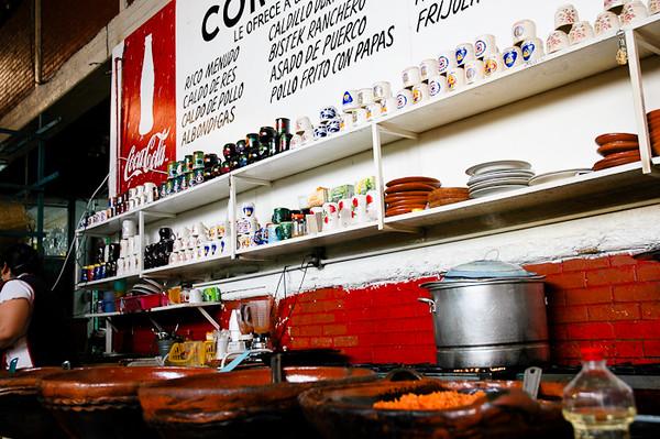 Cocina de Mercado<br /> -Durango, Mexico