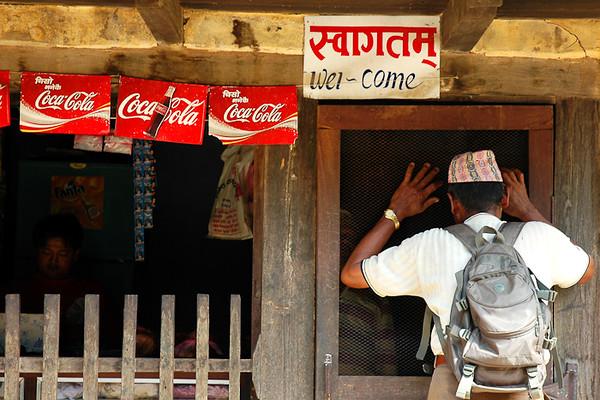 Afternoon Gossip<br /> -Bandipur, Nepal