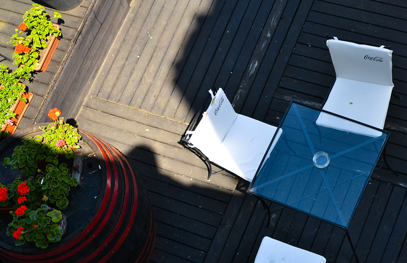 Rooftop Patio<br /> -Budapest, Hungary