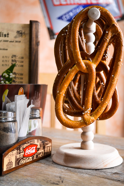 Pretzels<br /> Prague, Czech Republic