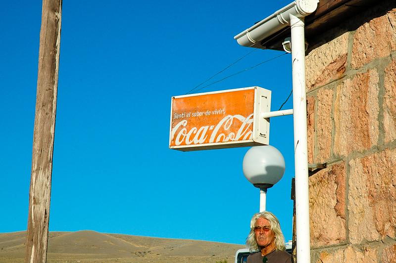 Pit Stop along Route 40<br /> Argentina