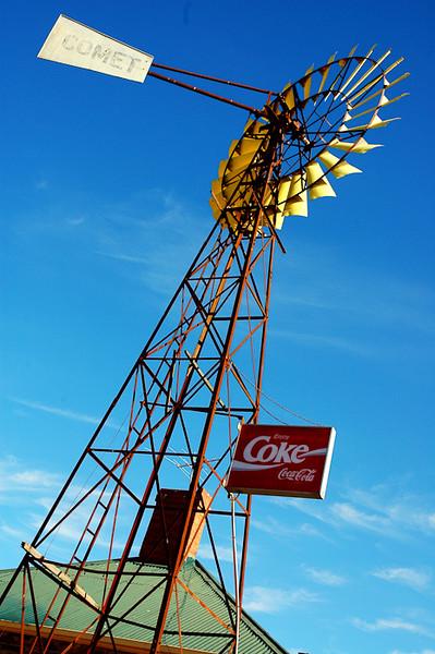 Comet Windmills (since 1879)<br /> -Coolac, Australia