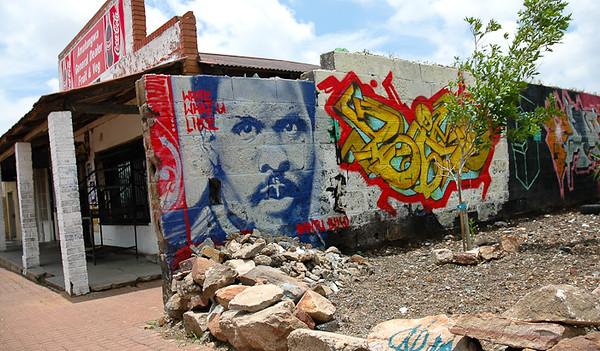 Political Activist, Steve Biko <br /> -Soweto, South Africa
