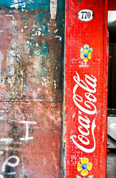 770 Doorway<br /> Buenos Aires, Argentina