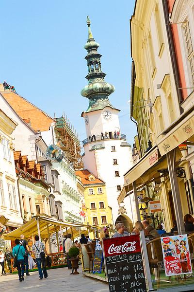 Michael's Gate<br /> -Bratislava, Slovakia