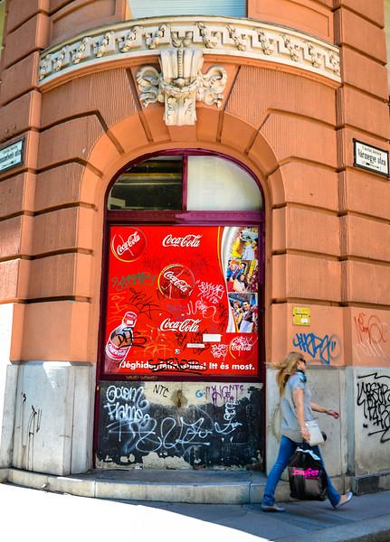 Corner of Vármegye & Semmelweis <br /> -Budapest, Hungary