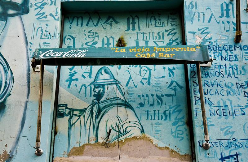 La Vieja Imprenta Café Bar<br /> Buenos Aires, Argentina