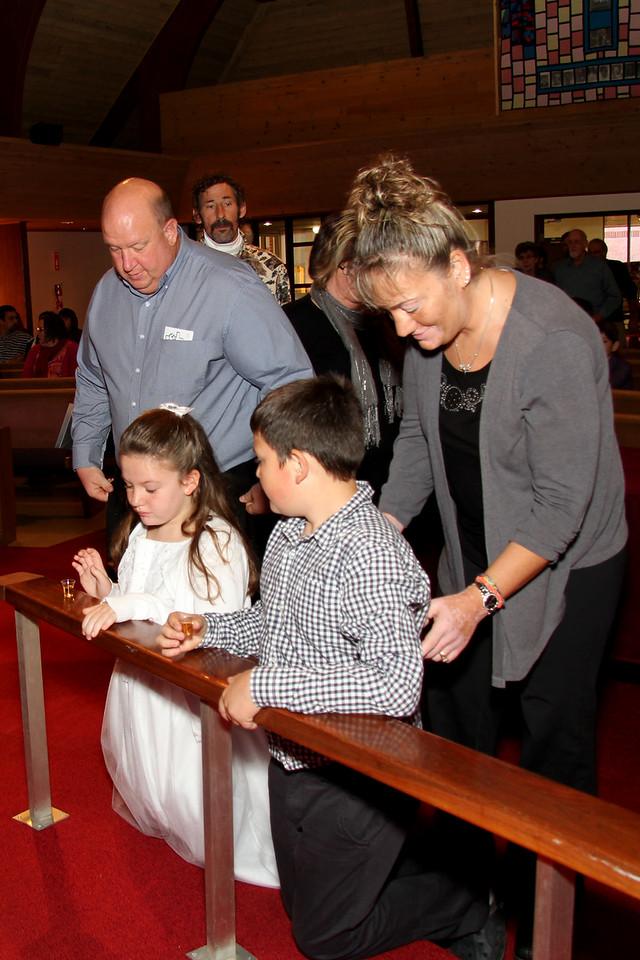 PLC 1st Communion, 2014