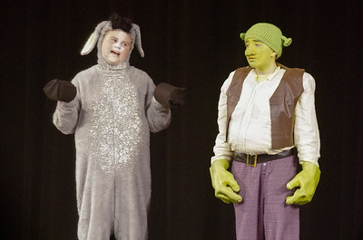 Shrek Jr PHMS 12/2/2017