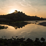 Sunrise - -Baie du Kernic - Plouescat -Bretagne