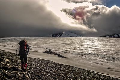 Spitsbergen Hiking