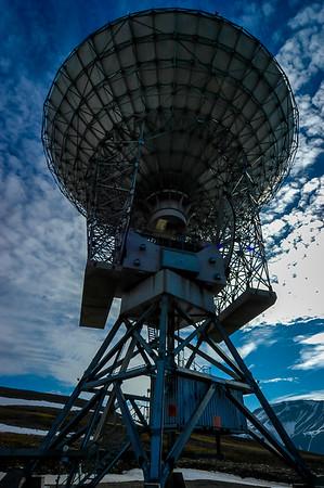 EISCAT Svalbard Radar (ESR)