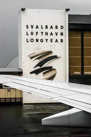 Svalbard Lufthavn Longyear