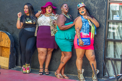 PLUS SIZE IN THE CITY   BERKELY