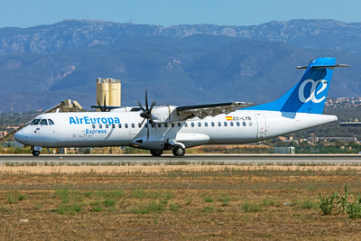 Air Europa Express ATR 72-500 EC-LYB 7-18-19