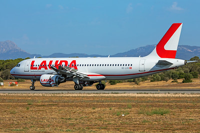 LaudaMotion Airbus A320-214 OE-LOS 7-18-19