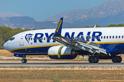 Ryanair Boeing 737-8AS EI-EMN 7-18-19