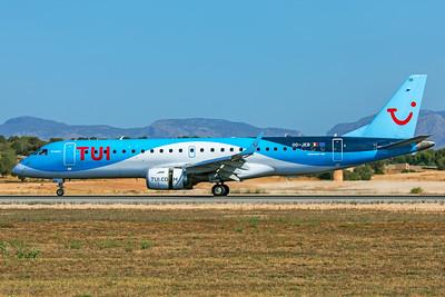 TUI Airlines Belgium Embraer ERJ-190-100 OO-JEB 7-18-19