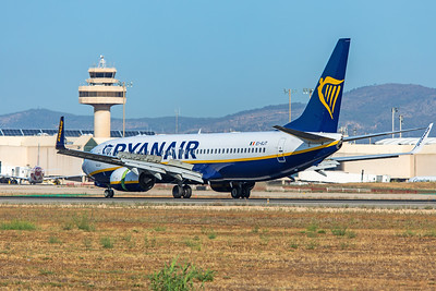 Ryanair Boeing 737-8AS EI-GJT 7-18-19