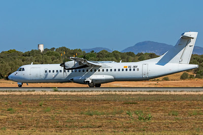 Swiftair ATR 72-500 EC-MIY 7-18-19