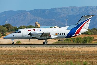 Swiftair Embraer EMB-120FC EC-JKH 7-18-19