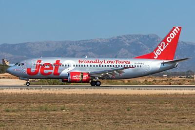 Jet2 Boeing 737-3Q8 G-GDFE 7-18-19