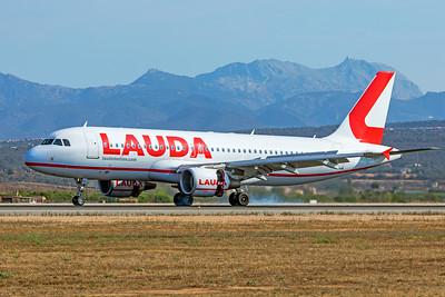 LaudaMotion Airbus A320-214 OE-LMC 7-18-19