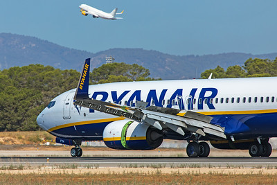 Ryanair Boeing 737-8AS EI-FTH 7-18-19