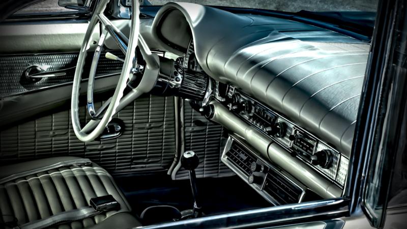 1957-Thunderbird_Interior