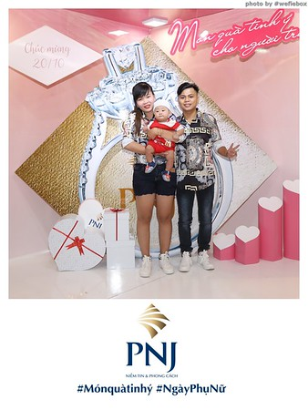 PNJ - Món Quà Tinh � - Ngày Phụ Nữ Việt Nam 20/10 - Chụp hình in ảnh lấy li�n Sự kiện tại Sài Gòn