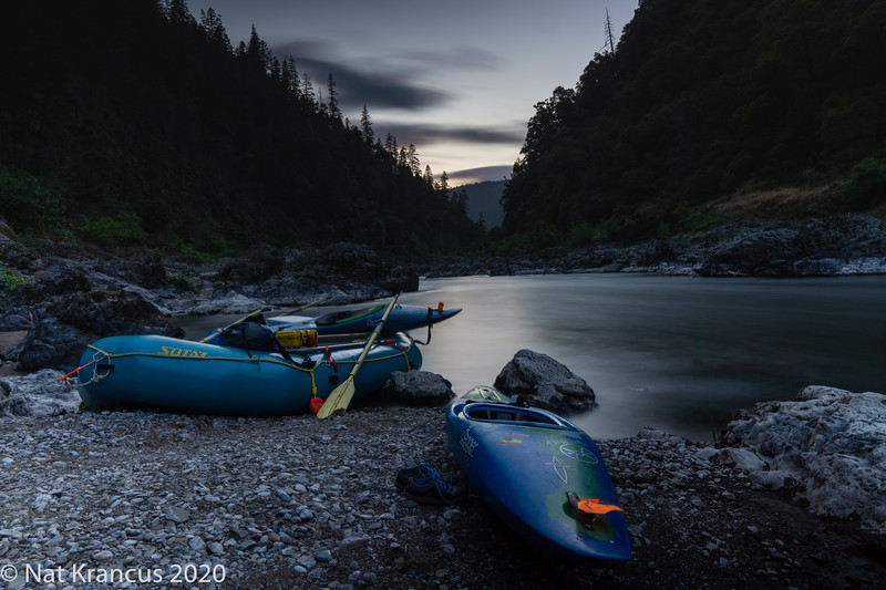 Rogue River, Oregon, May 2018