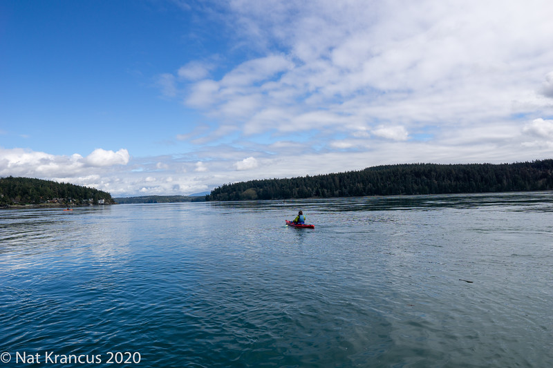 Deception Pass, Washington State, April 2019