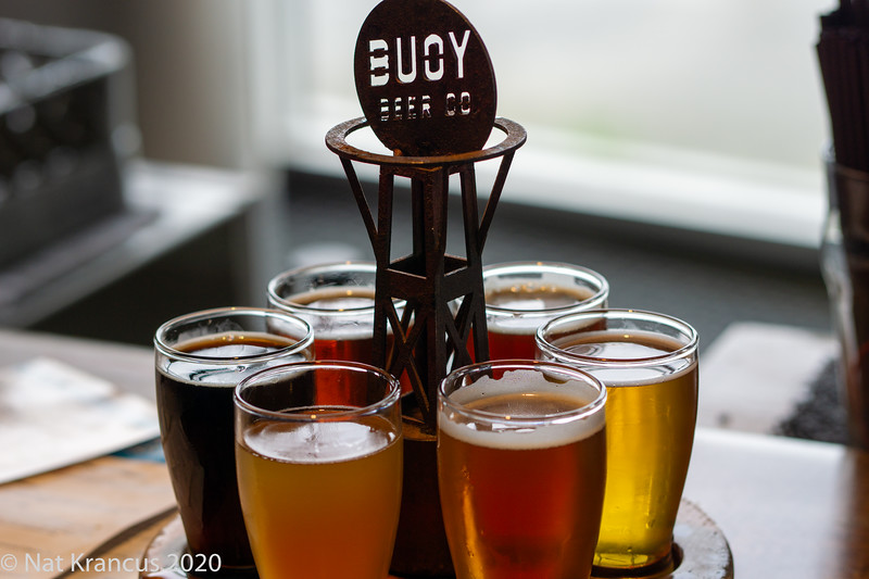 Buoy Beer Co, Astoria, Oregon, November 2018