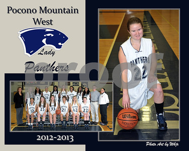PMW Lady Panther Basketball