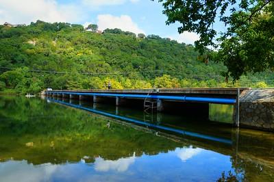Mansfield Low Water Bridge