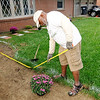 Don Knight | The Herald Bulletin<br /> Stan Barclay stays physically active with his landscaping company StanScapes.
