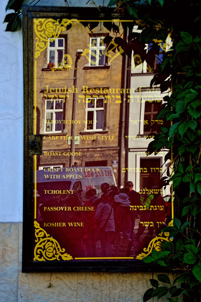 KRAKOW'S JEWISH DISTRICT