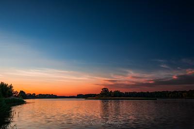Goplo lake.